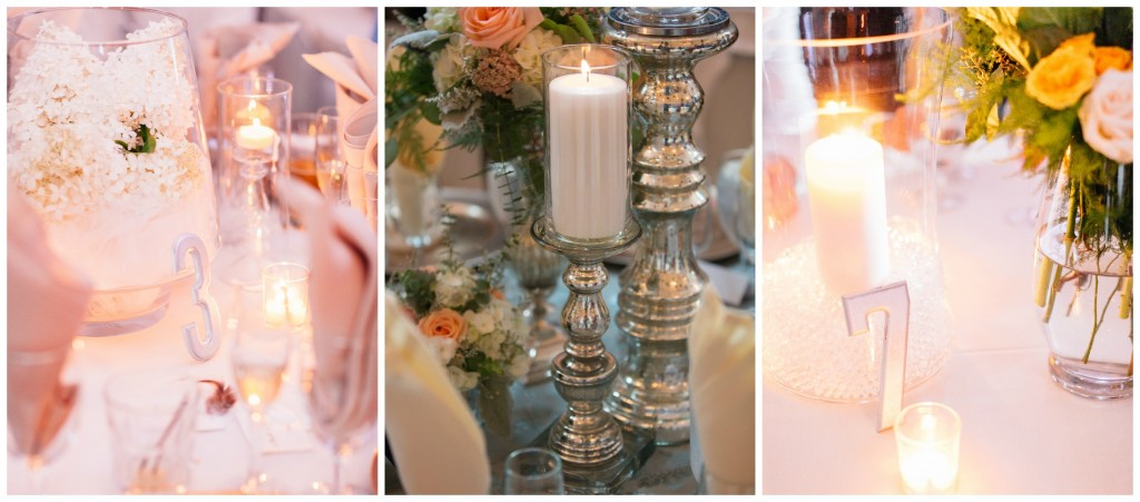 Candlelight & Centerpieces